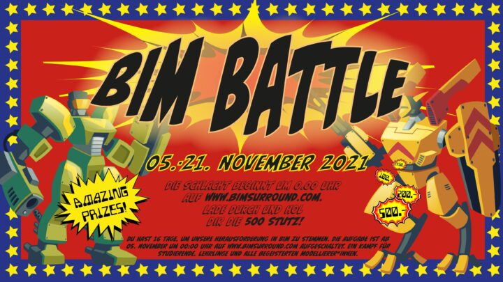 BIM Battle 2 Website